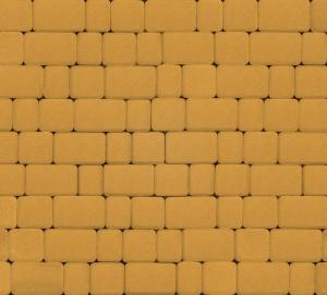 Тротуарная плитка 40мм гладкая, желтая, Инсбрук Альт