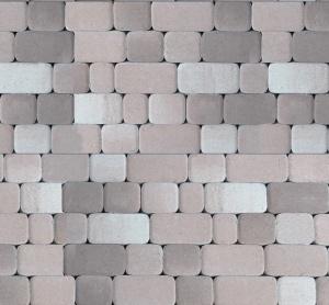Тротуарная плитка 60мм гладкая, оникс, Инсбрук Альт