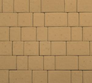 Тротуарная плитка 60мм гладкая, песочная, Инсбрук Инн