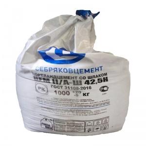 Цемент 42,5Н Себряковцемент (Биг бэг) 1000кг