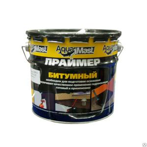 Праймер битумный AquaMast 2,4кг