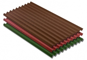 Ондулин Smart 1,95*0,96 коричневый