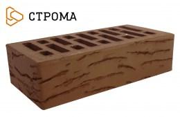 Кирпич облицовочный Брянский коричневый, Мадейра 1НФ