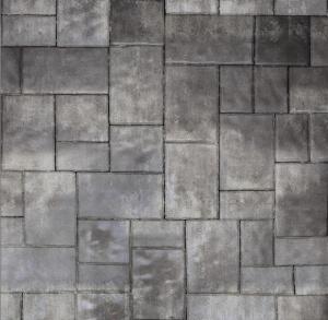 Тротуарная плитка 60мм гладкая, актау, Новый город