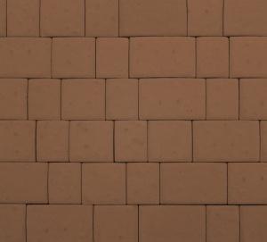 Тротуарная плитка 60мм гладкая, бежевая, Инсбрук Инн