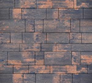 Тротуарная плитка 60мм гладкая, айвори, Инсбрук Тироль