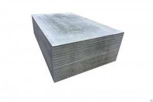 Плоский шифер серый 1750*1200 6мм