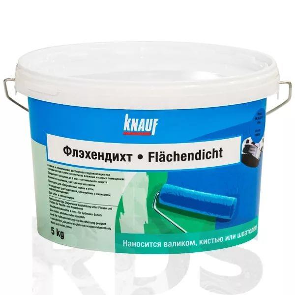 Гидроизоляция Knauf  Flachendicht 5кг