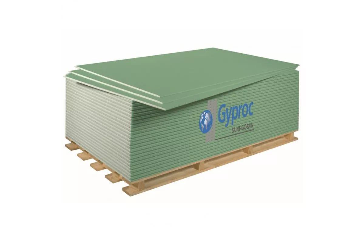 ГКЛВ Gyproc 1200*2500*12.5мм