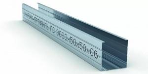 Профиль Knauf ПН 50*50 0,6мм 3м