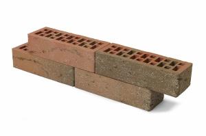 Кирпич облицовочный Braer баварская кладка, Кора дуба с песком 0,7НФ